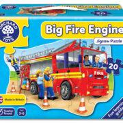 258 Big Fire Engine Box WEB