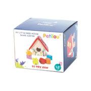 PL085-Bird-House-Wooden-Shapes-Sorter-Toddler-Toy-Packaging