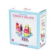 TV310-Carlo-Gelato-Ice-Cream-Cone-Sundae-Dessert-Glace-Packaging